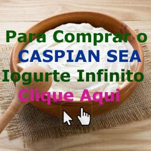 Cáspio Iogurte Infinito – com Frete Grátis